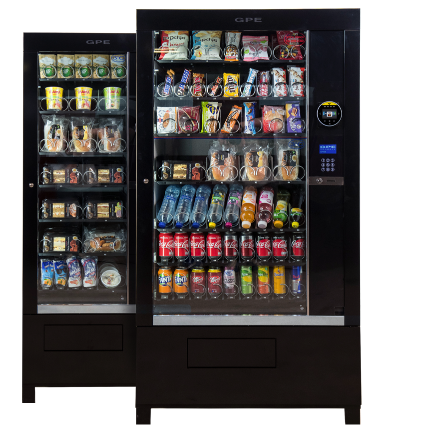 Vending@Work full service vending oplossingen